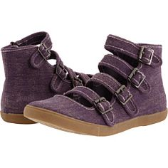 purple hobson shoes by blowfish $35.91
