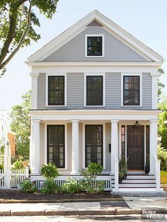 Colonial-Style Home Ideas