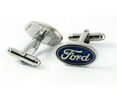 Online veilinghuis Catawiki: 1 set Ford manchetknopen / cufflinks - metaal