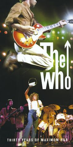 Music video by The Who performing Who Are You?. (C) 1998 Polydor Ltd. (UK)