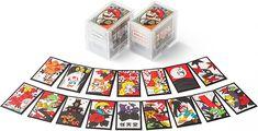 Look at the upcoming Mario Hanafuda card set