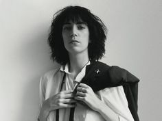 #Patti_Smith live in #Athens! 25 June, 19:00.  Learn more at www.thinkathens.com Photo: by Rockwave Festival website