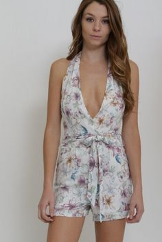 Check out the price on this one! What a deal! floral halter romper Shop it here now http://www.rkcollections.com/products/fr-xa9033p26?utm_campaign=social_autopilot&utm_source=pin&utm_medium=pin