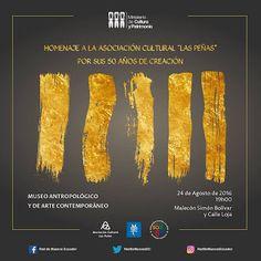 AUG 24 Exposición y homenaje a la Asociación cultural Las Peñas