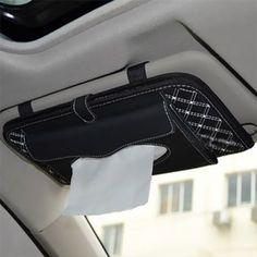 Car Visor for Tissues