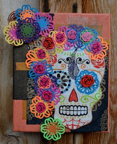 Art By Lazaro Iglesias- 8x10 canvas mixed media- for sale. Inquire for price..