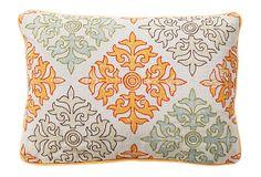 Tilework 14x20 Pillow, Multi on OneKingsLane.com