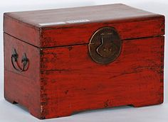 obsessed with theses old Chinese boxes.....could use a bunch of them.