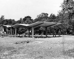 Recreation park shelter :at Nike Site on Pleasant Valley Rd. Pleasant Valley, Cleveland Rocks, County Seat, Parking Design, Lake Erie, Parma, Shelters, Ohio, Scenery