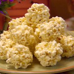 These taste just like the popcorn balls I remember my Mom and Aunt Betty making when I was a child. They're awesomely delicious.