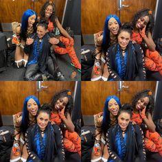 Naomi Wwe, Tamina Snuka, Wwe Womens, Champs, Fashion, Moda, Fashion Styles, Fashion Illustrations
