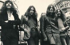 Black Sabbath Manfred Mann Chapter III Paranoid Happy Being Me