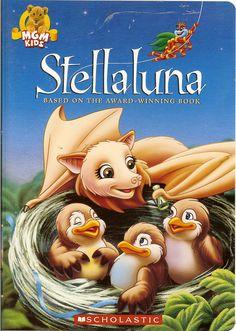 Family Night ~ Stellaluna