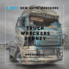 Truck Wreckers Sydney.  An NSW Auto wrecker is the #1 Auto wreckers yard in whole Sydney and its suburbs. We buy all brands of trucks and tow it on the Eco-friendly way. We give same day removal service and gives cash for truck Sydney on the spot. We can also buy without any paper trucks. Truck Engine, Tow Truck, Used Trucks, Cool Trucks, Sydney, Online Cash, Car Quotes, Removal Services, Old Cars