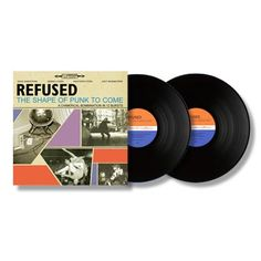 $16.99 Refused - The Shape Of Punk To Come 2xLP