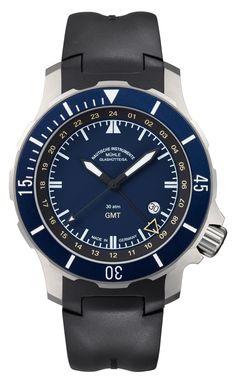 Mühle-Glashütte: Die Seebataillon GMT » Das Uhren Portal: Watchtime.net