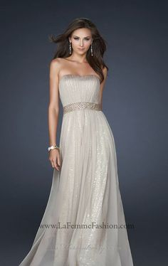 【cheap  new saintly white prom dress online 】