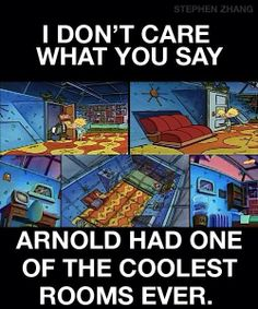 The best part of Hey Arnold.