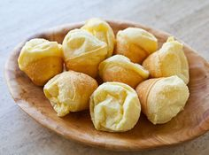 Gotta try this - Easy Brazilian Cheese Bread
