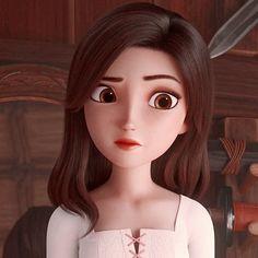 Girl Cartoon Characters, Cartoon Girl Images, Cartoon Icons, Disney Princess Fashion, Disney Princess Drawings, Cute Disney, Disney Art, Merlin, Disney Wallpaper