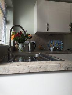Gloss Kitchen, Uni, Magnolia, Interior, Home Decor, High Gloss Kitchen, Decoration Home, Indoor, Room Decor