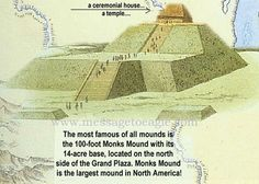 Unsolved Mysteries Of Cahokia - What Really Happened With The Large Metropolis?