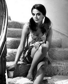 Natalie Wood - one of the most gorgeous women ever!