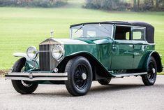 Rolls-Royce  Phantom II 40/50 HP coupé de ville 1929