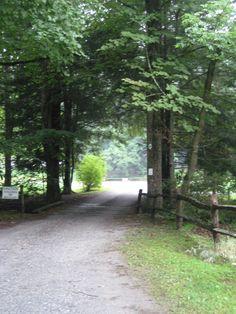 Timberlake Campground, Whittier, NC