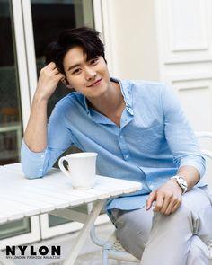 Seo Kang Joon, Handsome Korean Actors, Handsome Boys, Asian Boys, Asian Men, Lim Ju Hwan, Gong Myung, Bride Of The Water God, Cute Love Stories