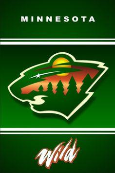Minnesota Wild 2 iPhone Wallpapers