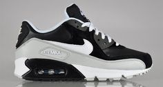 Nike Air Max 90 - Black/White/Neutral Grey/Midnight Fog