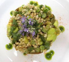 grano saraceno con ortaggi e legumi primaverili 1