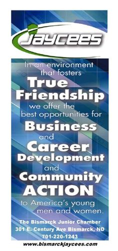 JOIN THE JAYCEES  The Jaycees provide young people (18-40) the opportunity to create positive change in our communities and in the world. The Jaycees are a great way to meet people, expand your professional network, develop new skills and contribute to society. Make an Impact by joining the Jaycees and become a member of an international organization with nearly 200,000 young active citizens. Contact us to find the Jaycee chapter near you.