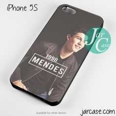 Shawn Mendes 1998 Photo Phone case for iPhone 4/4s/5/5c/5s/6/6 plus