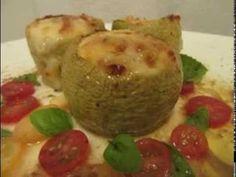 Nadjevene tikvice / Stuffed zucchini