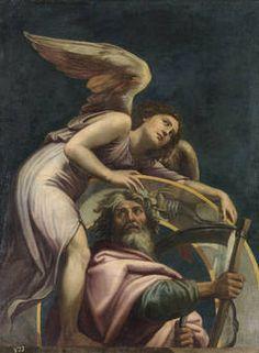 Saturno con el signo de Sagitario