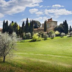 Once the grand homestead of Sienese and French noble families, the Castel…
