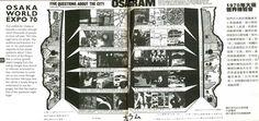 Expo Osaka 1970_Archigram/5 preguntas sobre los problemas de las ciudades