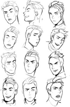 The Dragon Prince — Here are some of our early concept art of Callum,. - The Dragon Prince — Here are some of our early concept art of Callum,… - Drawing Reference Poses, Drawing Poses, Drawing Tips, Face Reference, Character Reference Sheet, Male Pose Reference, Guy Drawing, Character Drawing, Drawing Male Hair