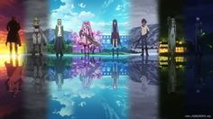 Akame Ga Kill Night Raid HD Anime Picture Wallpaper