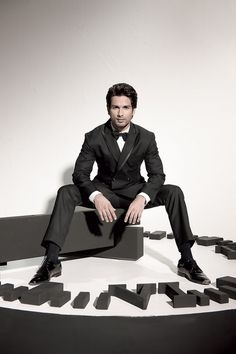 Shahid Kapoor. He sure does know how to wear a suit!