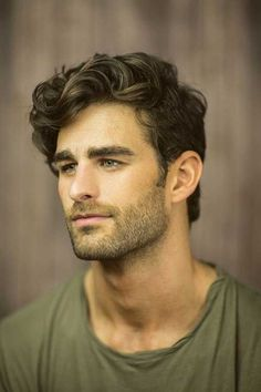 Casual Mens Hairstyle