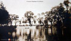 Lago de Chapultepec Cd. de Mexico