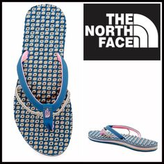 NORTH FACE SANDALS Flip Flops THE NORTH FACE Flip Flops Flat Sandals 💟NEW WITH TAGS💟   * Thong toe strap.  * Printed footbed & logo detail  * Contrasting Strappy vamp  * Water resistant  * Open toe & slip on style.  * True to size Color: Indian Teal Blue Item:92400 Material: PU coated strap, egg crate EVA footbed & rubber sole  🚫No Trades🚫 ✅ Offers Considered*✅ *Please use the blue 'offer' button to submit an offer. North Face Shoes Sandals