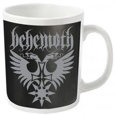 Cana Behemoth: New Aeon - MetalHead Merch Metalhead, Mugs, My Favorite Things, Tableware, Dinnerware, Tumblers, Tablewares, Mug, Dishes