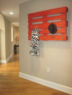 Nice DIY Coat Hook Ideas For Entryways And Interior Decoration: Decorative DIY…
