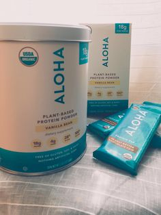 ALOHA protein products are now in Target!  #ALOHAxTarget