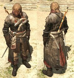 Assassin's Creed IV: Black Flag - Templar Armor