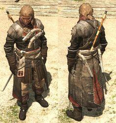 Assassin's Creed IV: Black Flag - Templar Armor